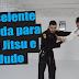 Excelente Queda para Jiu-Jitsu