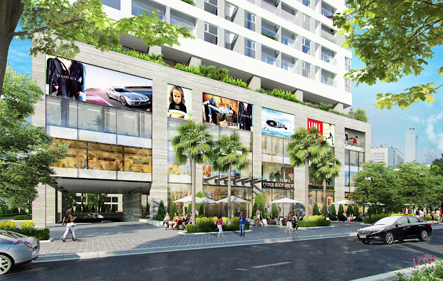 Trung tâm thương mại Rivera Park