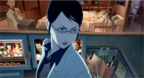 chiba from movie paprika
