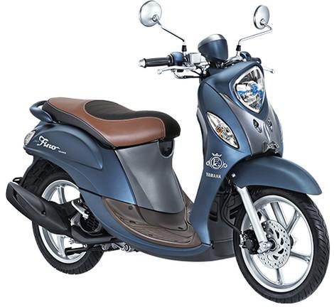 Harga Yamaha Fino 125 Grande