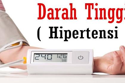 ASKEP | Asuhan Keperawatan Hipertensi