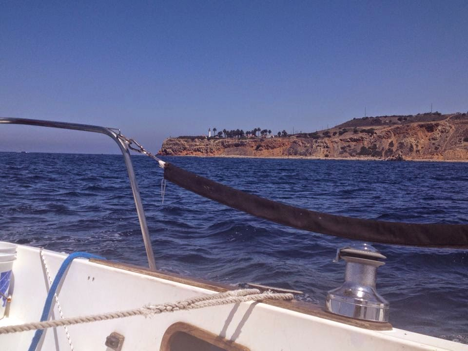distance boating from San Diego to LA