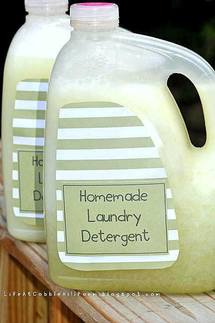 I use this detergent in cold water and have had no issues. Homemade Laundry Detergent - Liquid Version