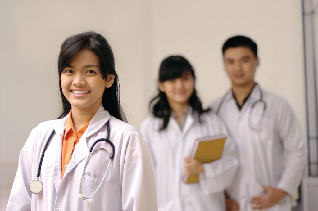Cewek Amoy kuliah di Fakultas Kedokteran UI manis dan cantik
