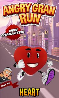 Angry Gran Run - Running Game Mod Apk Dinheiro Infinito