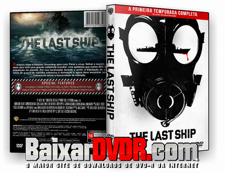 The Last Ship – 1ª Temporada Completa (2014) DVD-R OFICIAL