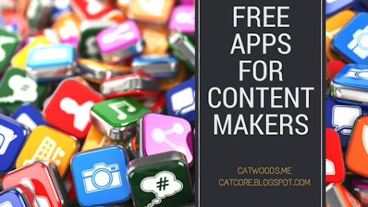 The Free Apps & Tools I Use