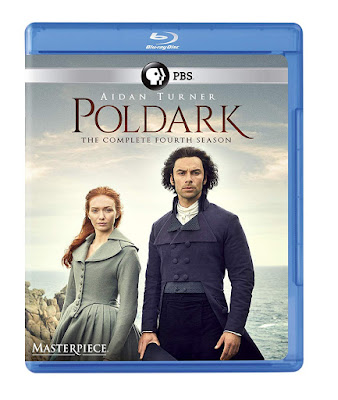 Poldark Season 4 Blu Ray
