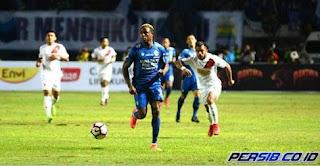 Persib Bandung vs PSM Makassar 0-1