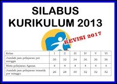 Inilah Silabus, Prota, Promes Kurikulum 2013 Revisi 2017 Kelas 2 dan 5
