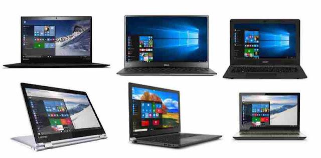 harga laptop windows 10 terbaru