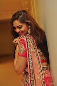 Aswhini latest sizzling half saree pics-thumbnail-7