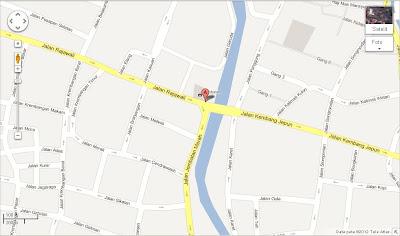 Grosir Baju Batik Murah Jembatan Merah Plaza Surabaya Peta Alamat