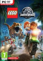 Lego Jurasic world