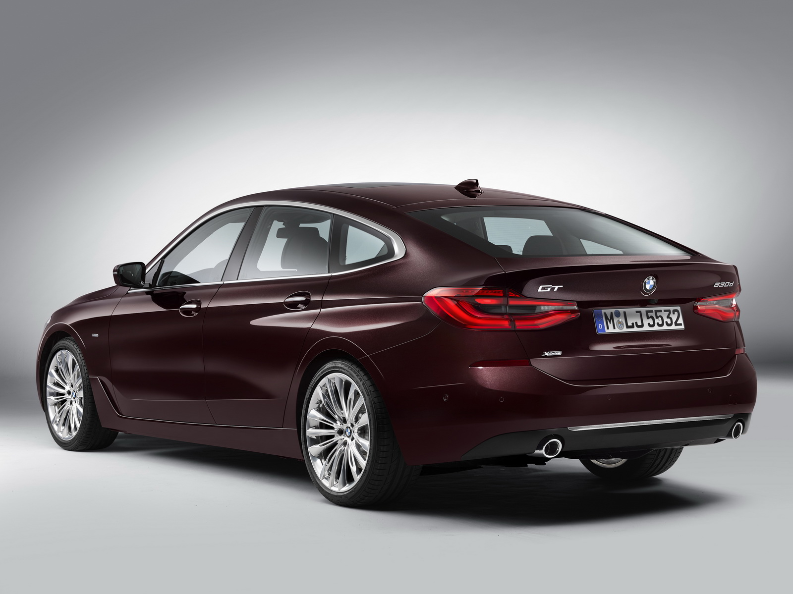 New Bmw 6series Gt Official Photos Now 50% Prettier