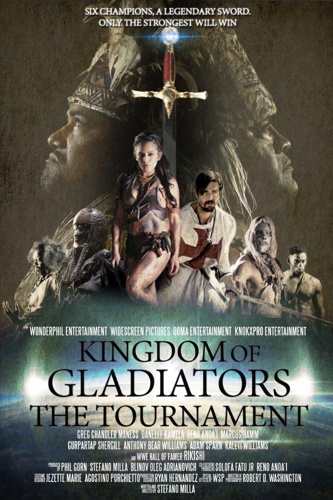 Kingdom of Gladiators, the Tournament (2017)