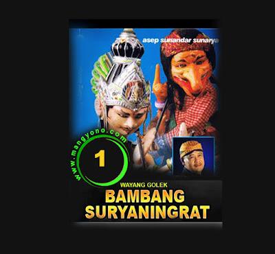 Wayang Golek BAMBANG SURYANINGRAT Bagian 1.