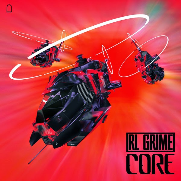 RL Grime - Core - Single Cover