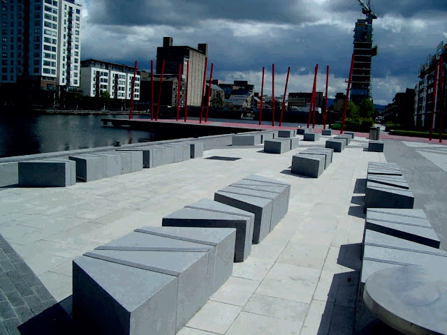 Grand Canal Square By Martha Schwartz Partners A As