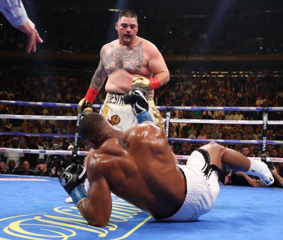 Ebuka, Tyson Fury, Piers Morgan, others react to Anthony Joshua's shocking defeat