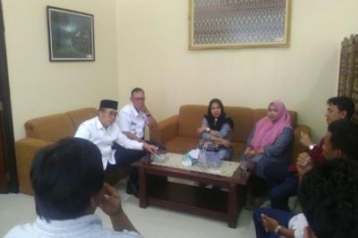 Zaiful Sesalkan Pelatihan Jurnalis Bagi Perangkat Desa Lampung Timur
