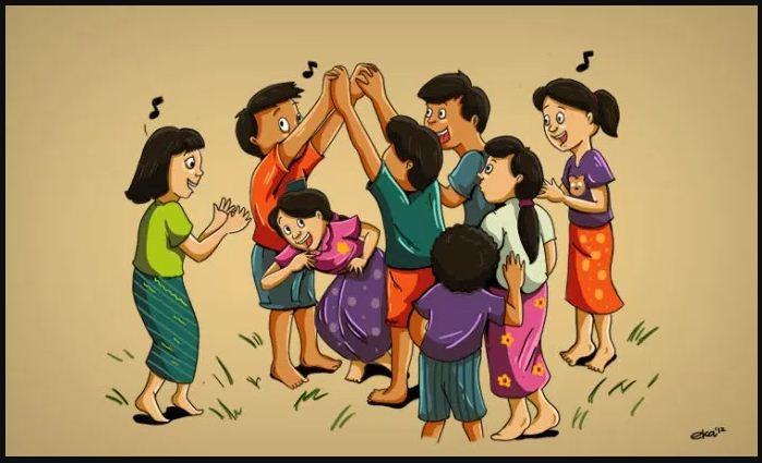 Macam Macam Permainan Tradisional Dari Betawi Jakarta