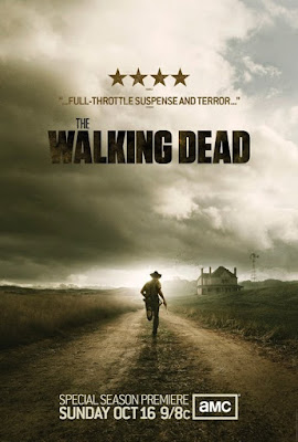 The Walking Dead Season 2 One Sheet Television Poster