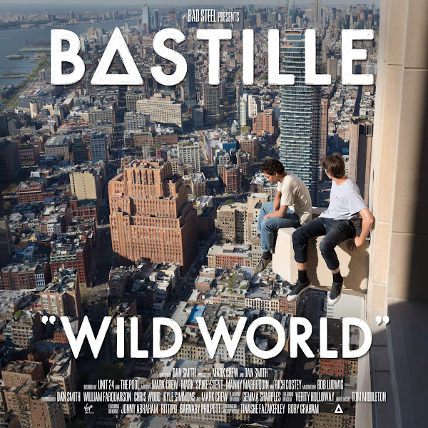 Bastille - Wild World (Complete Edition) Cover