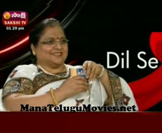 Veteran Actress Roja Ramani in Dil Se