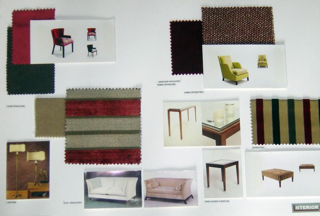 Interior Design Portfolio Examples