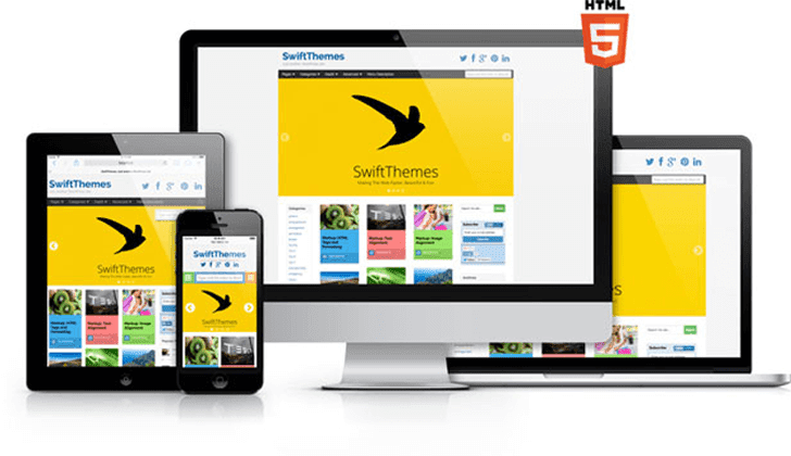 Download Swift Premium Theme For Free