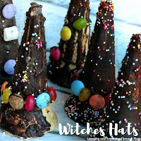 Witches Hats Halloween Activities for Kids