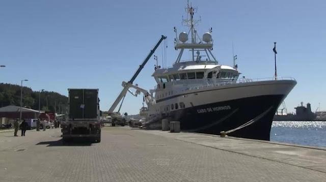 Chile se suma al selecto club de países con plataforma certificada de rescate de submarinos