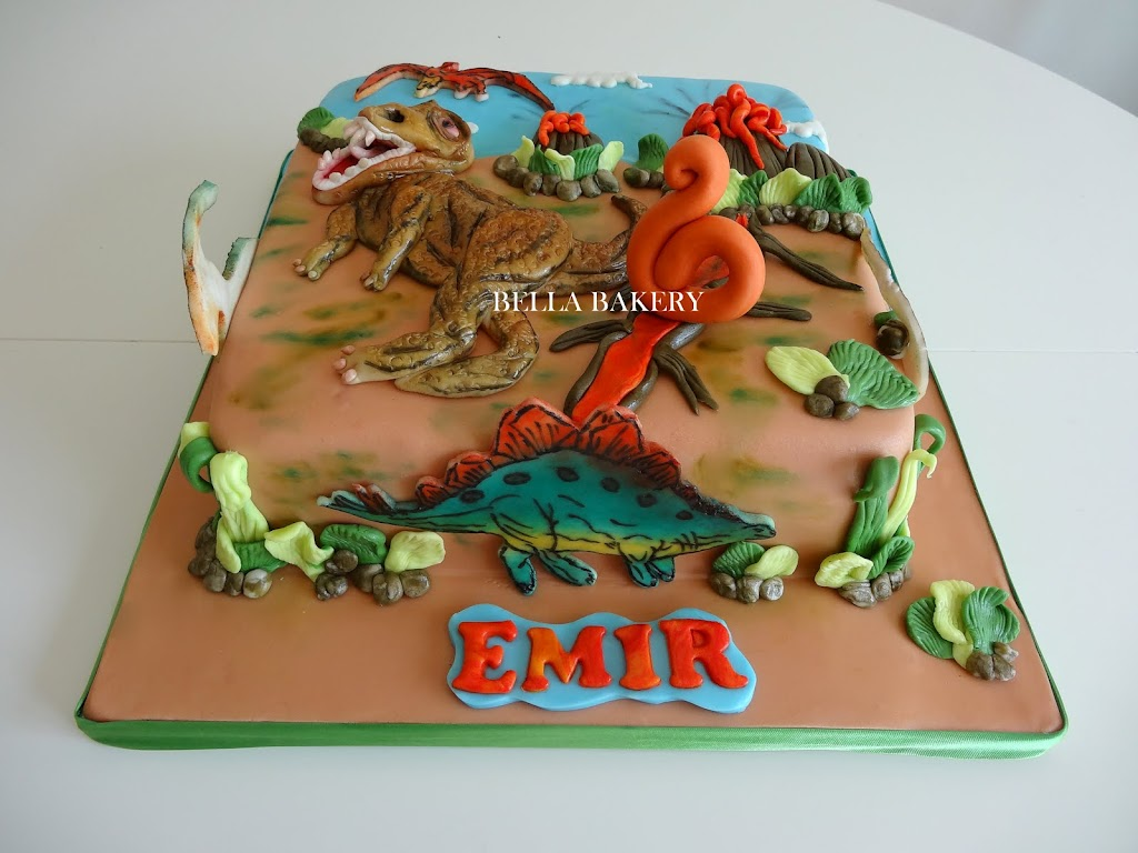 TRex Dinosaur Cake Ideas Home Decorating Ideas Interior Design