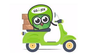 pengiriman gojek, pengiriman via gojek, cara memakai go send