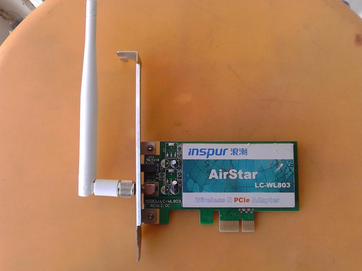 driver airstar lc-wl803 pci-e