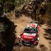 WRC · El equipo Citroën comienza el Rally de Italia con un clima atípico.