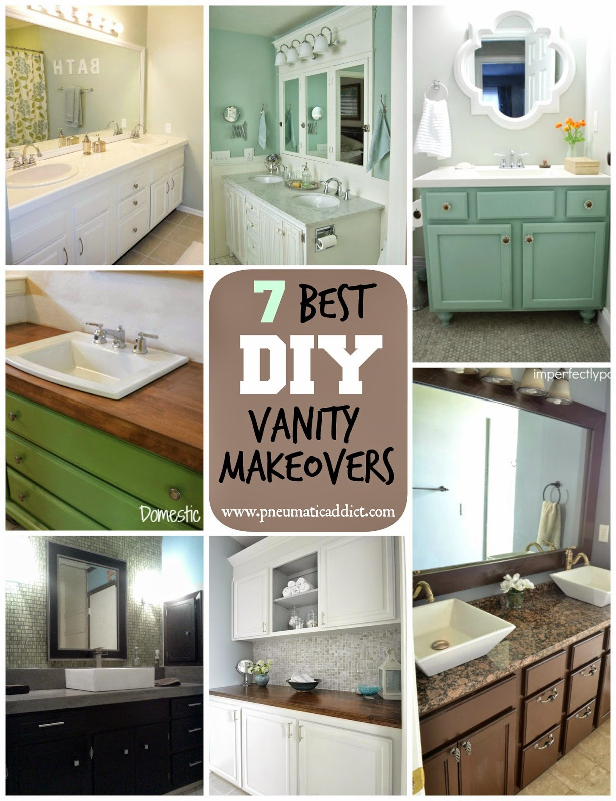 7 Best DIY Bathroom Vanity Makeovers | Pneumatic Addict Diy Home Remodeling Addict on diy home gardening, diy ice dam removal, diy home drywall, diy pest control, diy home repair, diy home media rooms, diy home crafts, diy home decor, diy home foundations, diy home photography, diy garden, diy home building, diy home plumbing, diy home business, diy kitchen backsplash, diy home designing, diy home equipment, diy home windows, diy home entertainment, diy home handyman,