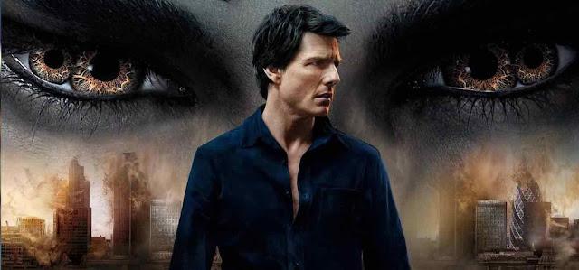 La momia (2017) enésima versión del clásico de terror, en este caso, con Tom Cruise como protagonista
