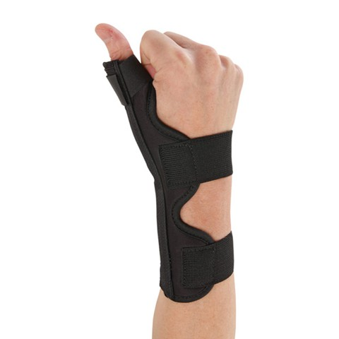 DE QUERVAIN's TENOSYNOVITIS - Pain at the side of the ...