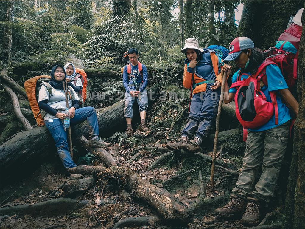 Cimelati Ditetapkan Sebagai Jalur Resmi Pendakian Gunung Salak
