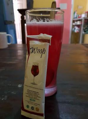 aturan minum wmp