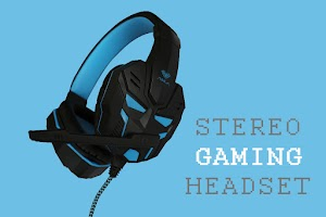 (Review): Headphone Gaming AULA LB01