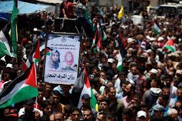 Biadab! Tentara Israel Tembak Paramedis Palestina, Jubir Israel: Peluru Nyasar