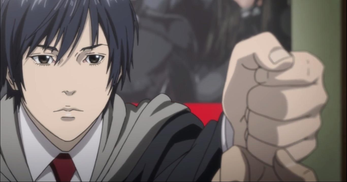 Inuyashiki Last Hero Review Capitulo 3 Hiro y Ando