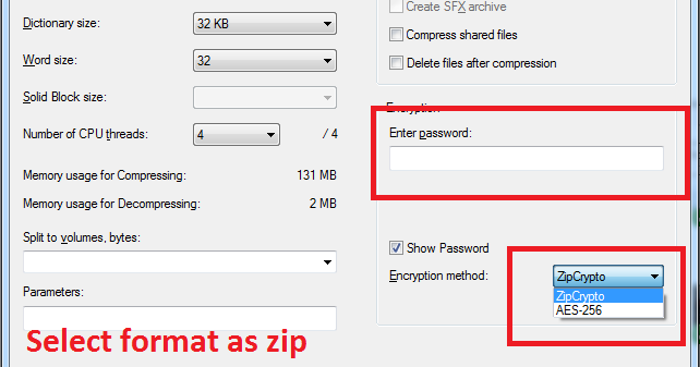 Write a simple zip file password cracker with Python