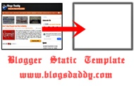 How to Change Blogger Template Into a Blank HTML Page