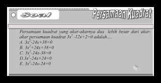 Kumpulan Rumus Cepat Matematika