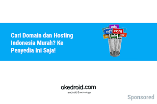 Domain dan Hosting Murah Domainesia