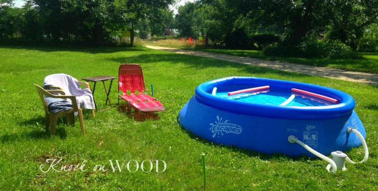 Knock on Wood's Back Yard Oasis